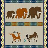 African background design