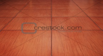 Ceramic tile for floor