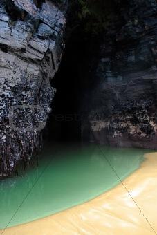 green cliff pool