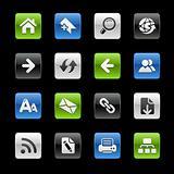 Web Navigation // Gelbox Series