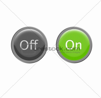 On/Off buttons