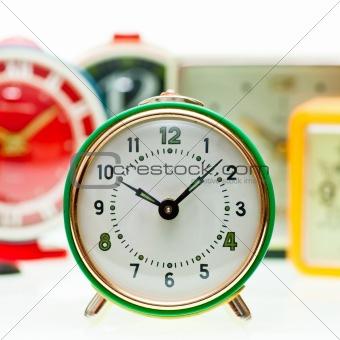 Alarm clock set