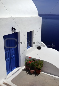 appartment in Oia Santorini