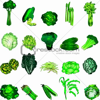 Green Veggies