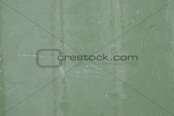 green worn surface