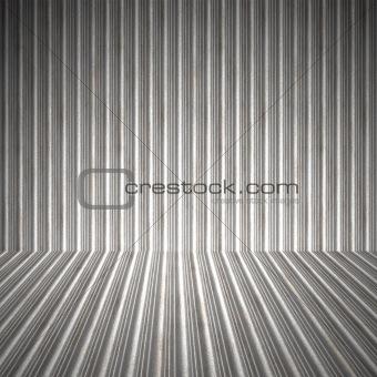 Corrugated Metal Interior