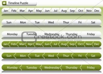 Timeline Puzzle
