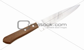 Single kitchen knife