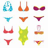 Swimwear set