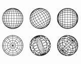 globe elements-spheres