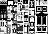 biggest dressers collection (vector)