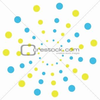 circle background