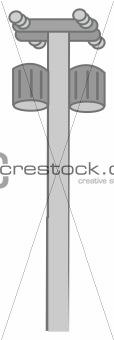 a powerpost