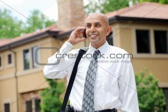 Pakistani Business Man
