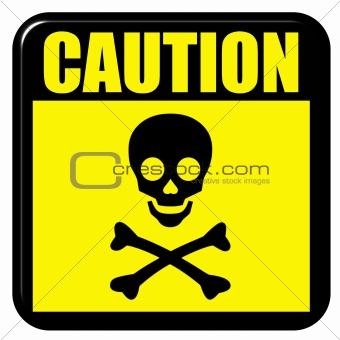Caution Death