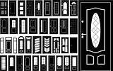 biggest doors collection (vector)