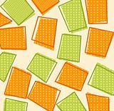quadrangle image background