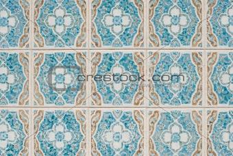 Portuguese glazed tiles 232