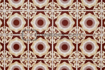 Portuguese glazed tiles 238