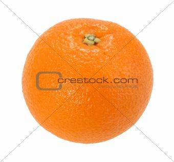 One full orange only