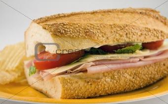 Ham & Swiss Cheese