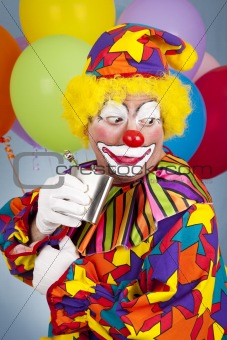 Alcoholic Clown