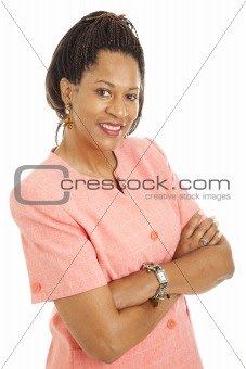 Beautiful businesswoman - Confidence