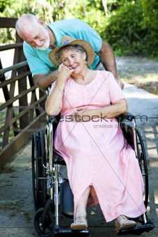 Caring for Disabled Wife