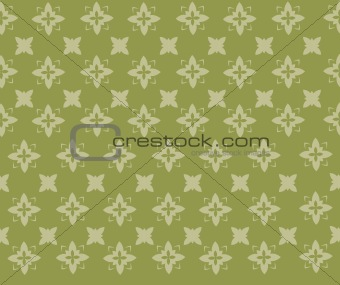 green semless pattern