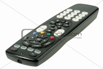 Single infrared universal remote control