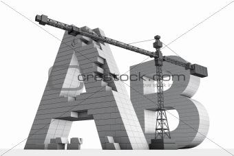 Brick AB letter