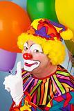 Clown Has a Secret