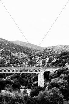 Bridge in the Peloponnese
