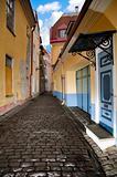 old Tallin street