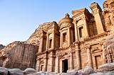 petra monastery
