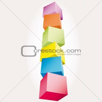 background vector point illustration