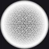 triskeles background vector