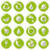 SET presentation icons symbol. vector