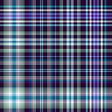 Seamless dark checkered pattern
