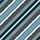 Seamless pattern with diagonal stripes (vector)