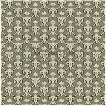 Vector Seamless Loop Pattern