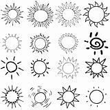 Set SUN vector
