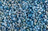 Blue Pebble Seamless Background