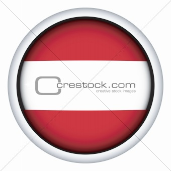 Latvia flag button