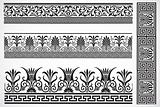 Vector Decorative Border Set
