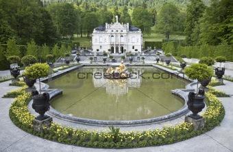 castle linderhof