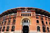 Barcelona bullring, Spain