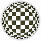 Checker Board Pattern Background