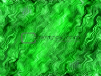 Abstract curled texture