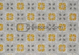 Portuguese glazed tiles 193